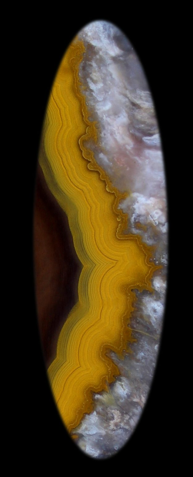 Kentucky agate photograph.