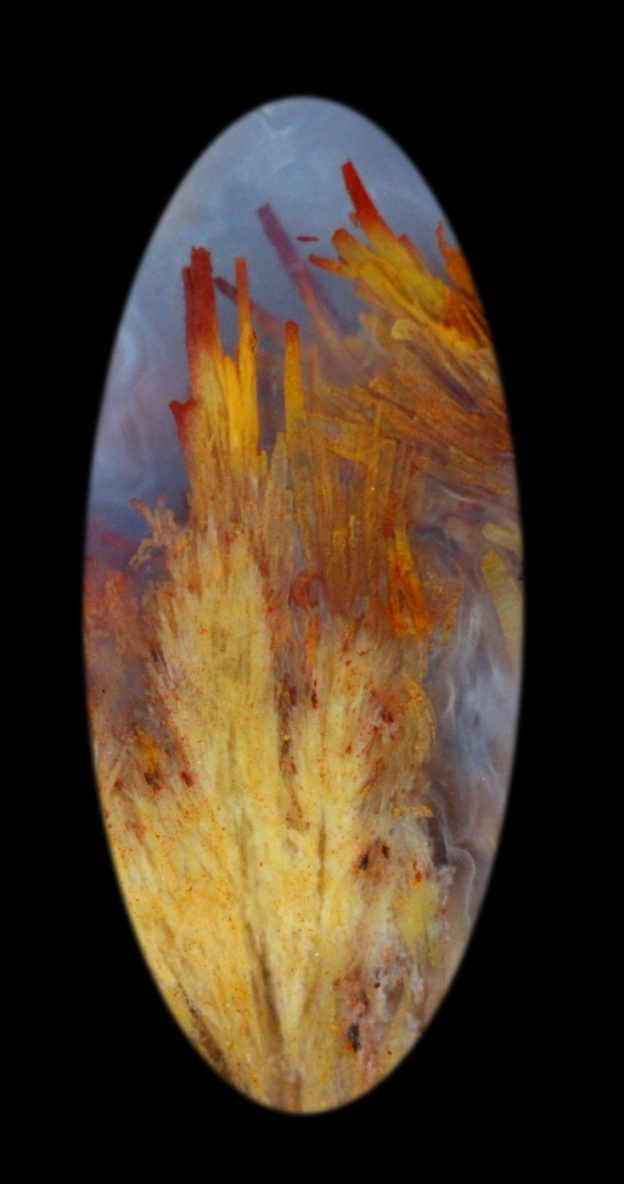 sagenite agate